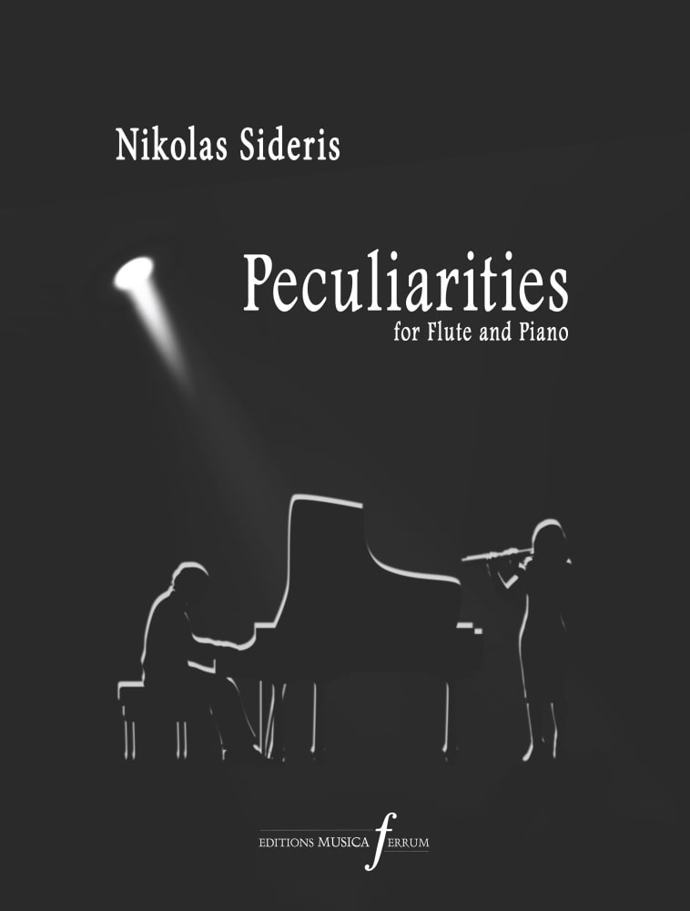 Nikolas Sideris: Peculiarities: Flute: Instrumental Album