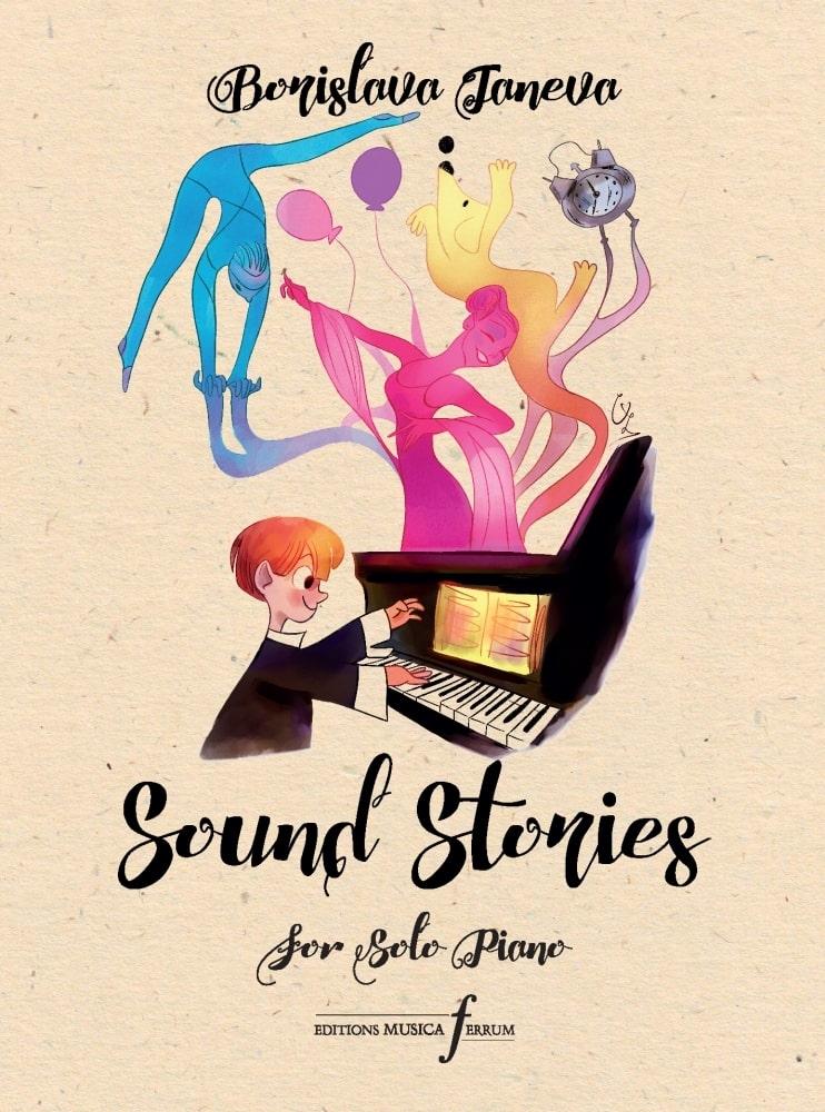 Borislava Taneva: Sound Stories: Piano: Instrumental Album