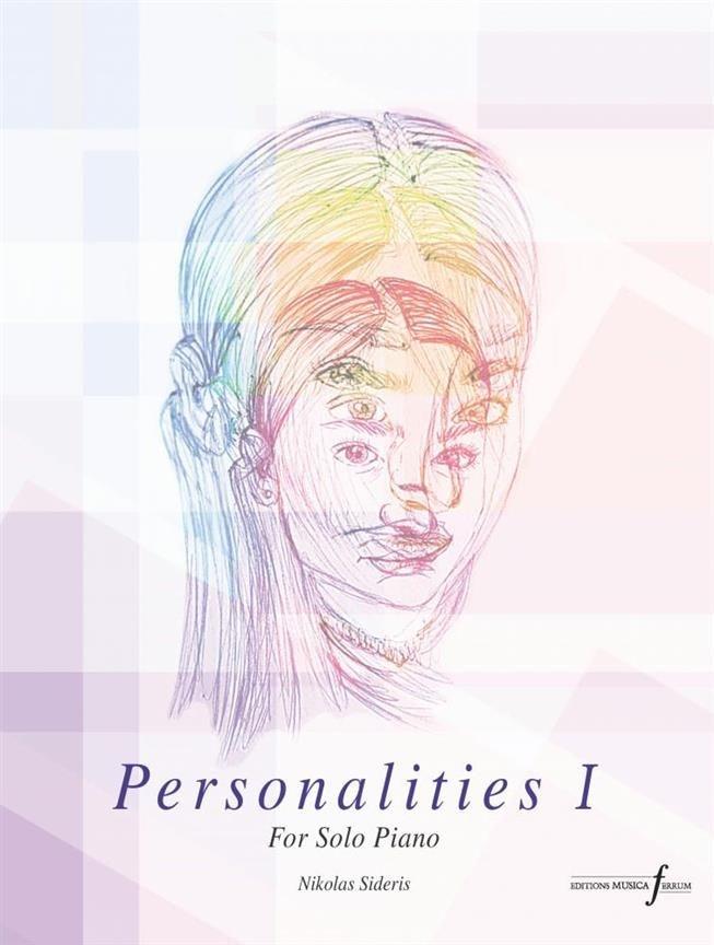 Nikolas Sideris: Personalities Part I: Piano: Instrumental Album