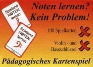 Elke Krannich: Noten lernen - Kein Problem: Game