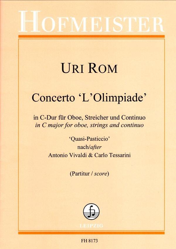 Uri Rom: Concerto ´L