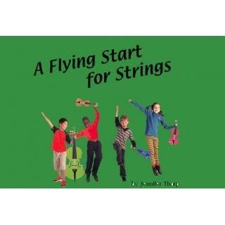 Jennifer Thorp: Flying Start for Strings Book 2: Violin: Instrumental Tutor