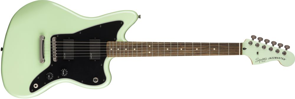 Contemporary Active Jazzmaster HH Surf Pearl: Electric Guitar