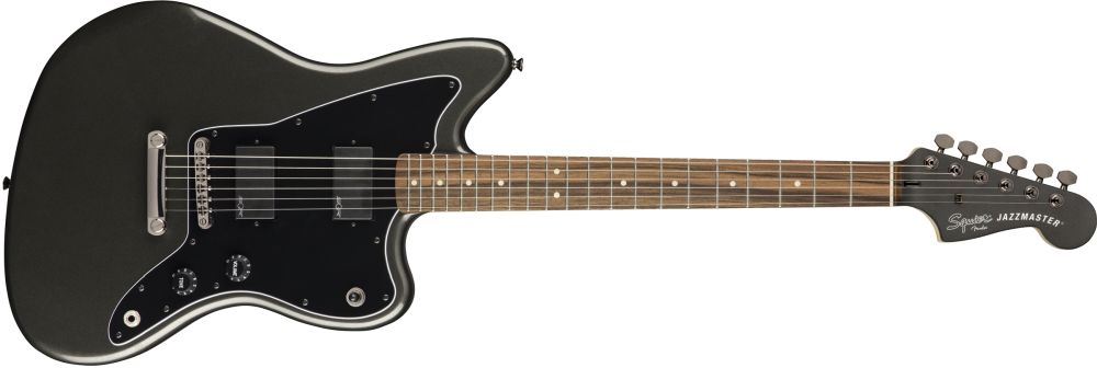 Contemporary Active Jazz Electric HH Graphite Met: Electric Guitar