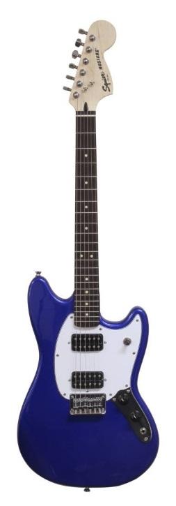 Bullet Mustang HH Blue Electric Guitar: Electric Guitar