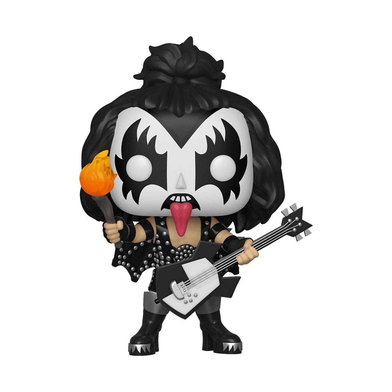 Pop Rocks Kiss The Demon Pop Vinyl: Ornament