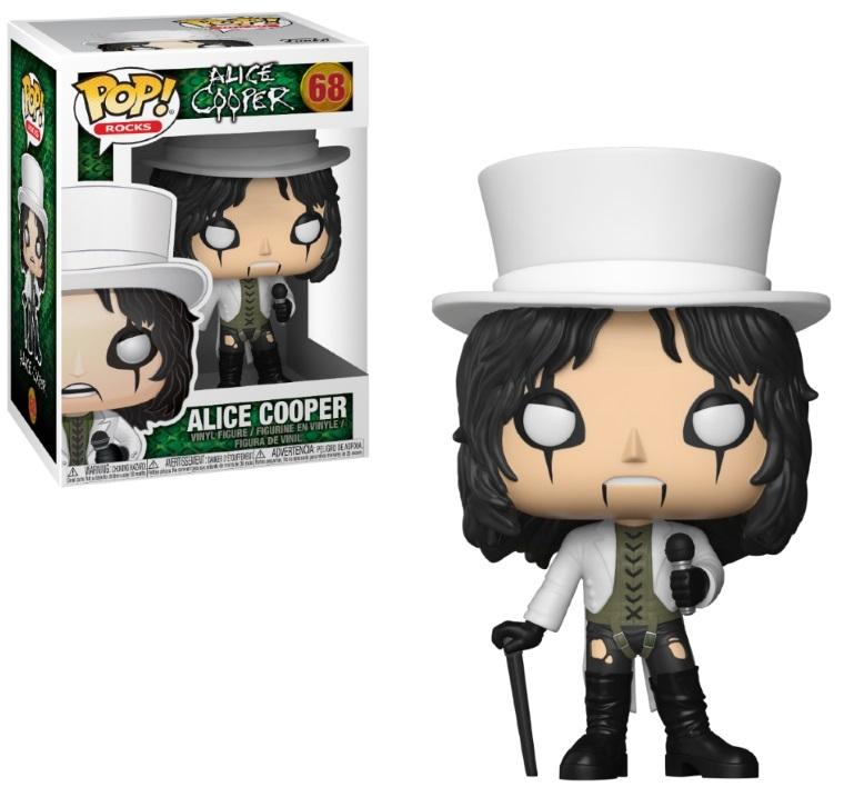 Pop Rocks Music Alice Cooper Pop Vinyl: Ornament