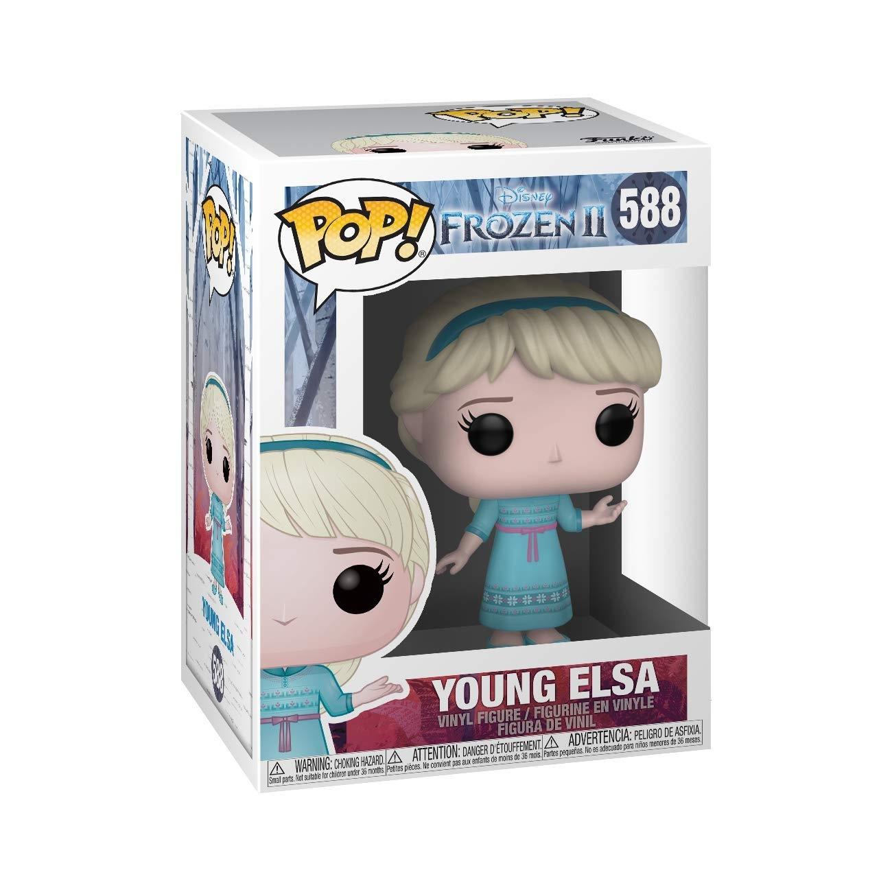 POP Disney Frozen 2 Young Elsa Pop Vinyl: Ornament