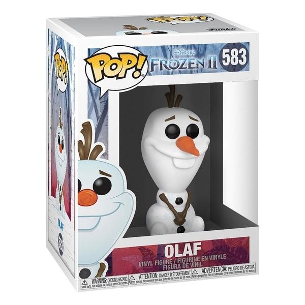 POP Disney Frozen 2 Olaf Pop Vinyl: Ornament