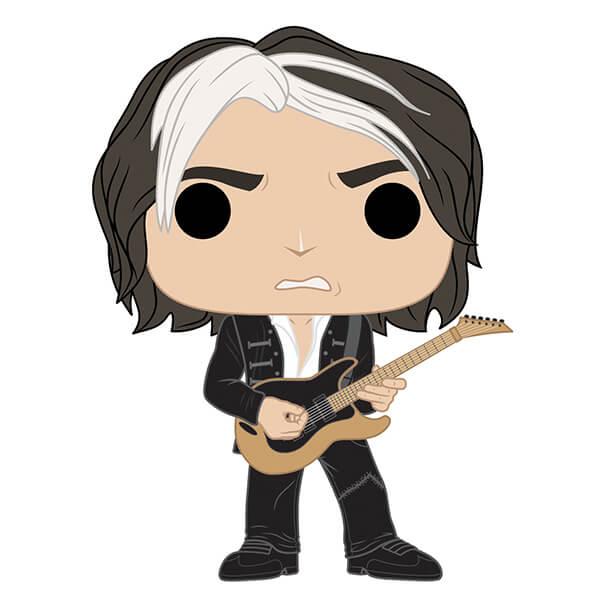 Pop! Rocks Aerosmith Joe Perry Pop! Vinyl Figure: Ornament