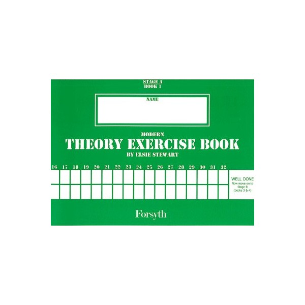 Elsie Stewart: Modern Theory Exercises Book 1: Theory