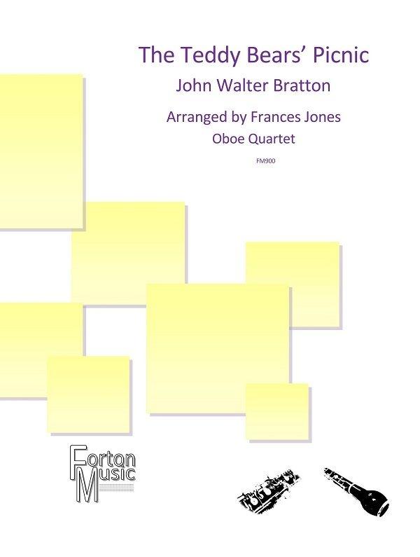 John Walter Bratton: Teddy Bear