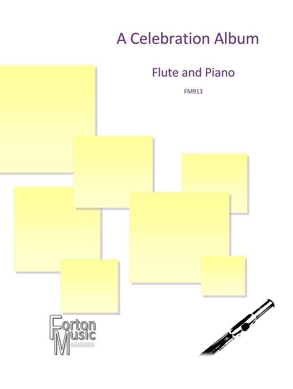 A Celebration Album: Flute: Instrumental Album