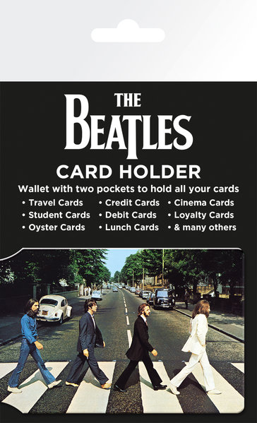 The Beatles Abbey Road Credit Card Holder: Accessory