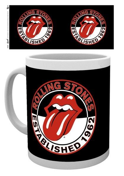 Rolling Stones Est 1962 Boxed Mug: Mug