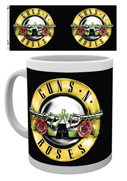 Guns N Roses Logo Boxed Mug: Mug