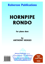 Anthony Hedges: Hornpipe Rondo: Piano Duet: Instrumental Work