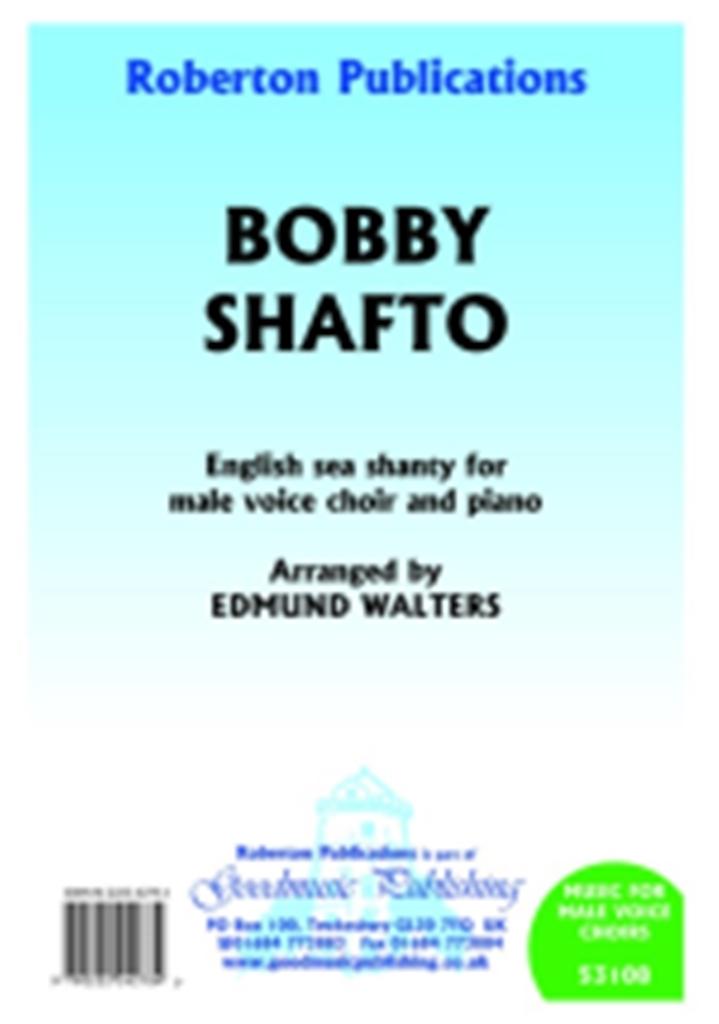Bobby Shafto: TTBB: Vocal Score