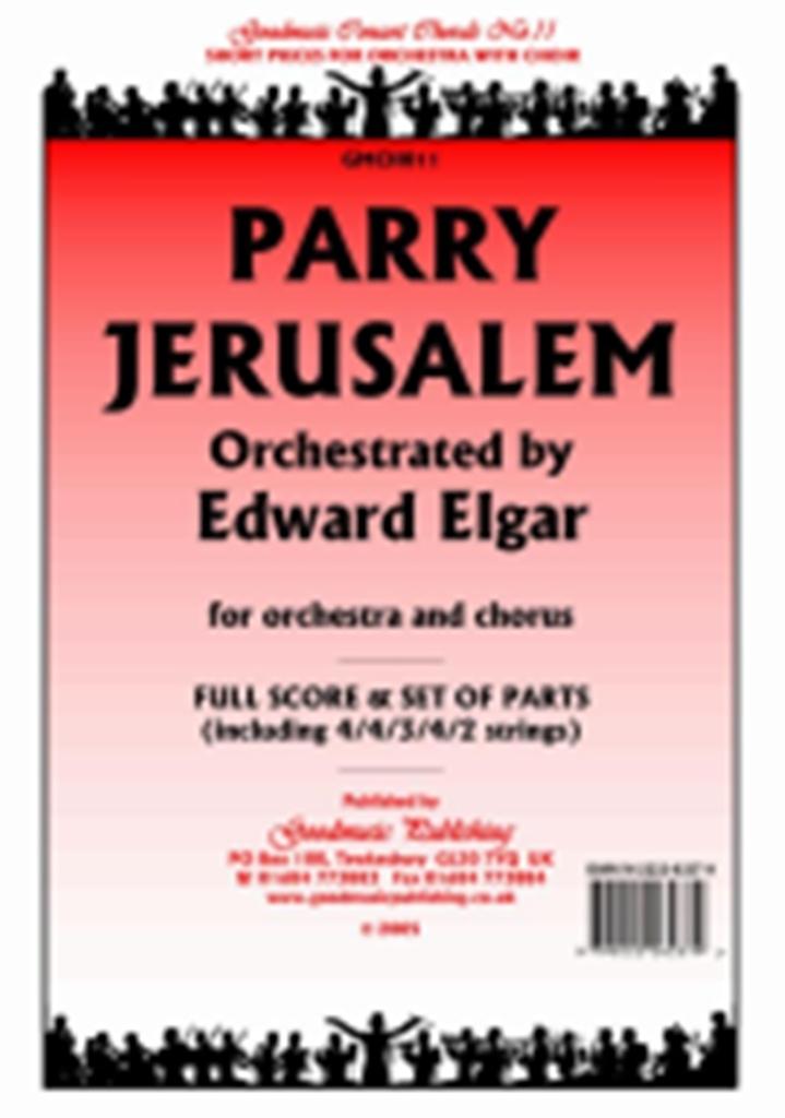 C. Hubert Parry: Jerusalem: Orchestra