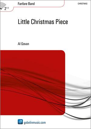 Al Govan: Little Christmas Piece: Fanfare Band: Score