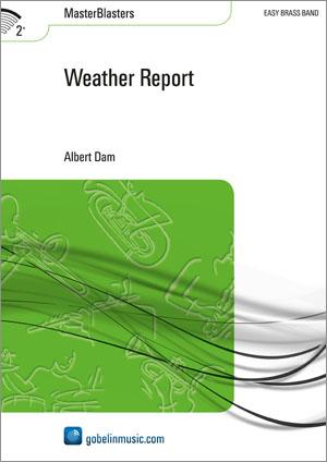 Albert Dam: Weather Report: Brass Band: Score & Parts