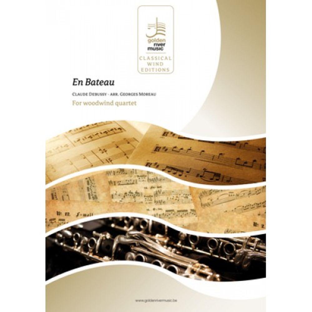 Claude Debussy: En Bateau: Score and Parts