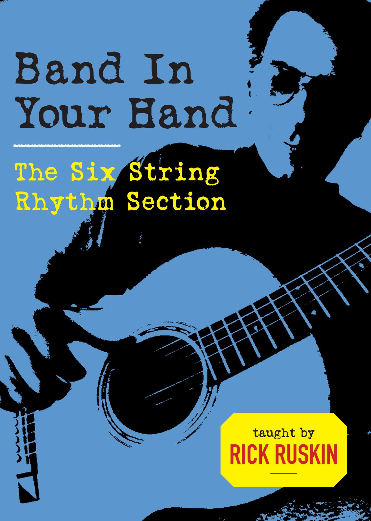 Band In Your Hand: Guitar: DVD