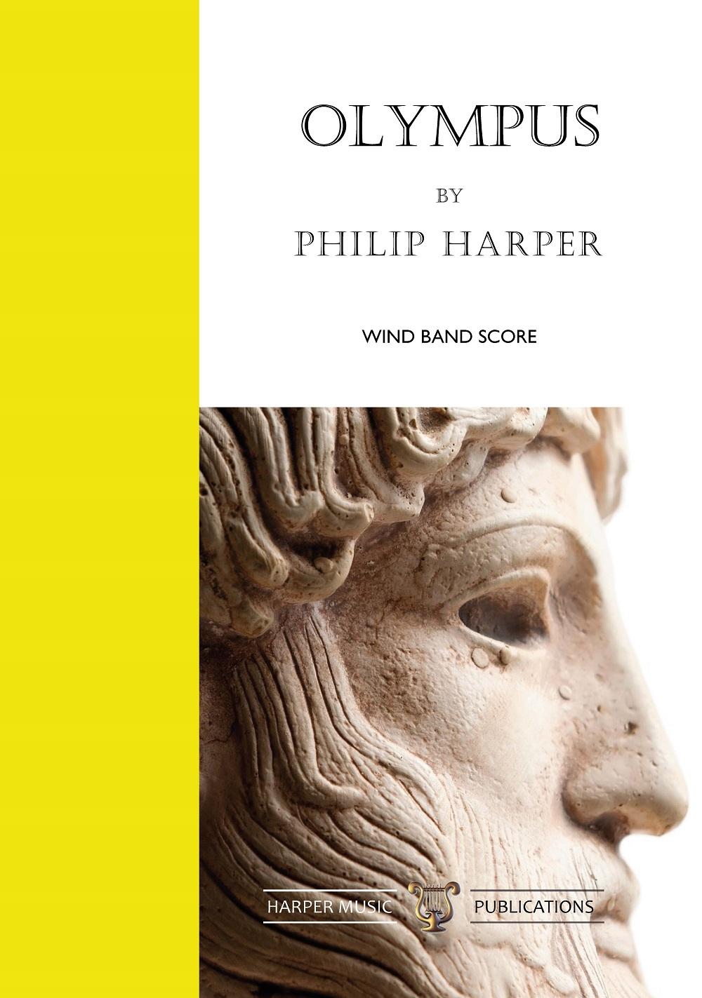 Philip Harper: Olympus: Concert Band: Score and Parts