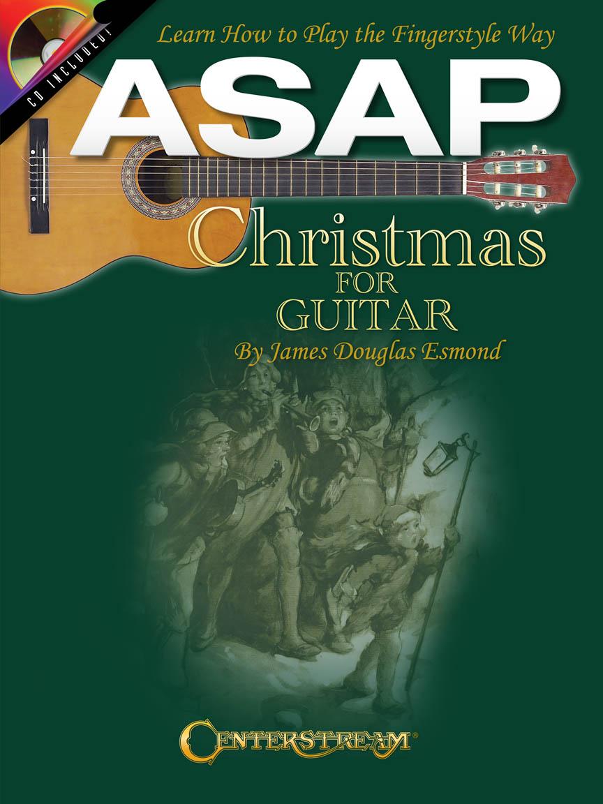ASAP Christmas for Guitar: Guitar Solo