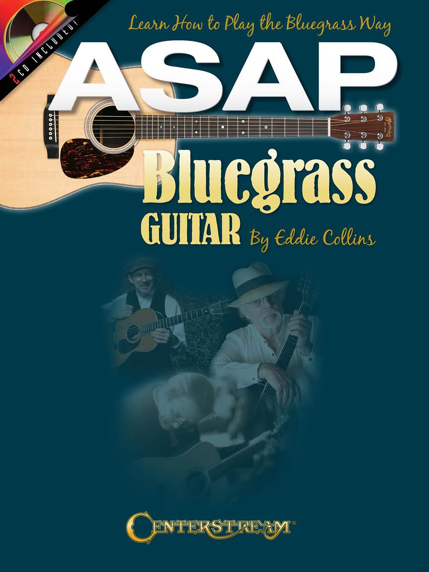 ASAP Bluegrass Guitar: Guitar Solo: Instrumental Tutor