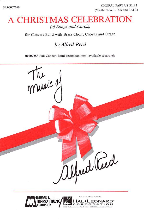 A Christmas Celebration Medley: Mixed Choir a Cappella: Vocal Score