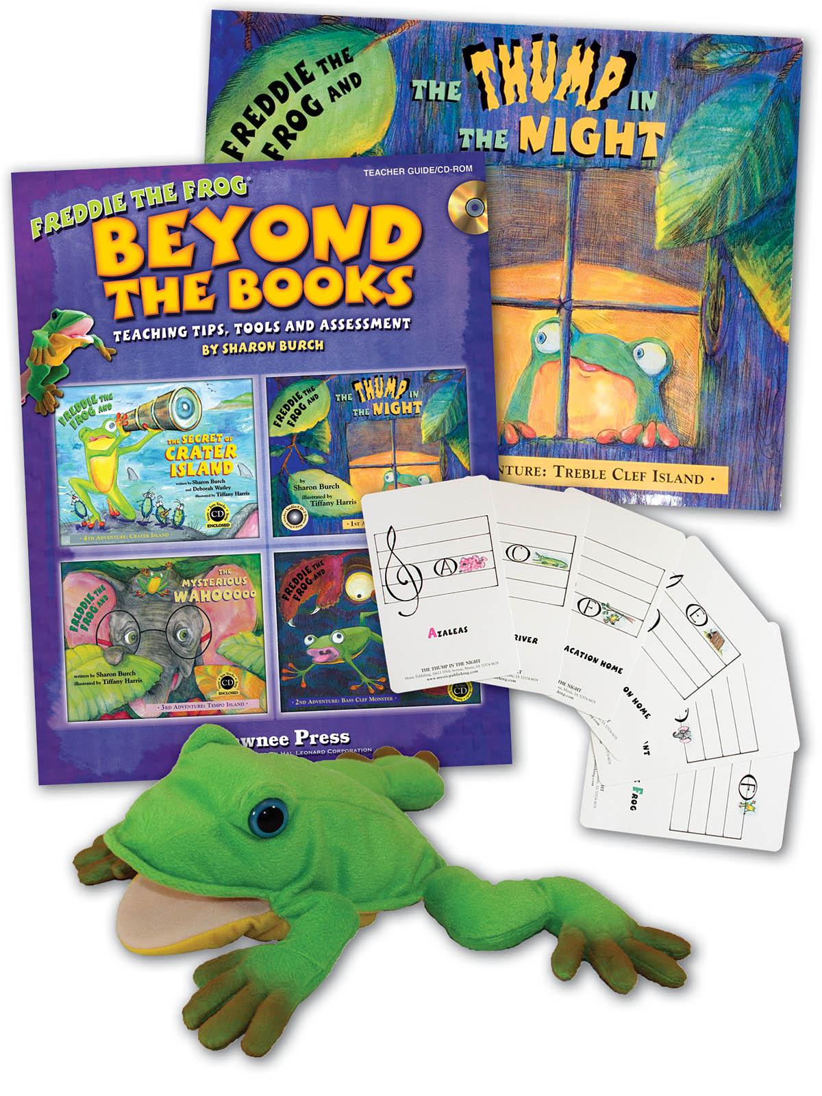 Freddie the Frog® Teacher Starter Set: Mixed Choir a Cappella: Classroom