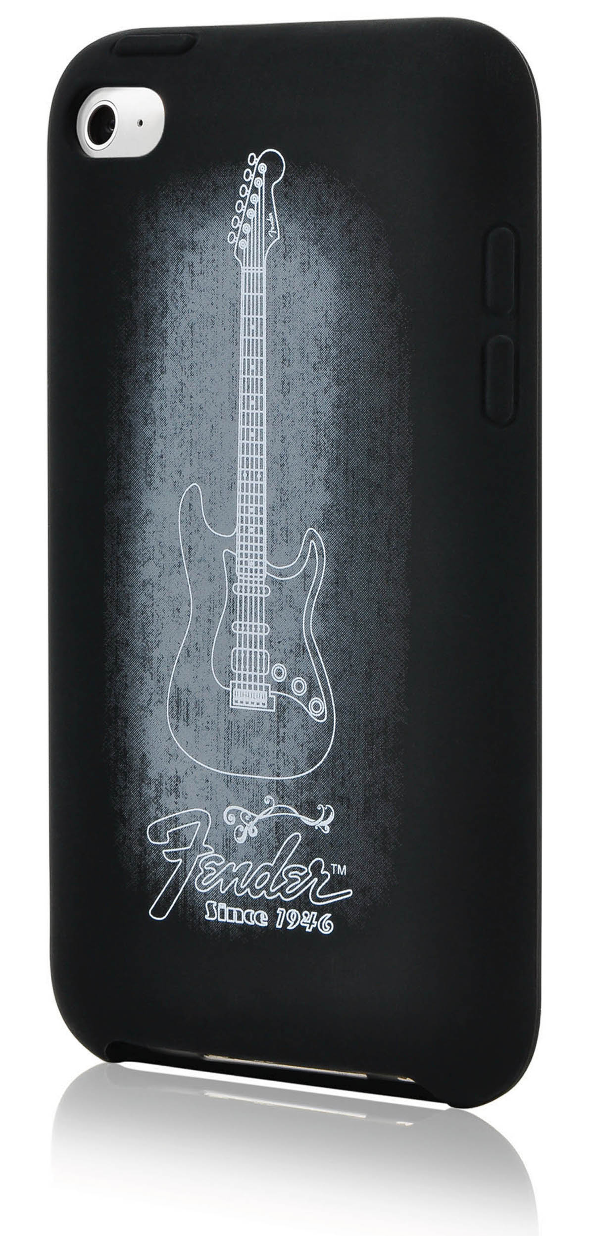 Fender iPod Touch 4th Gen Protective Genuine Black: Accessory