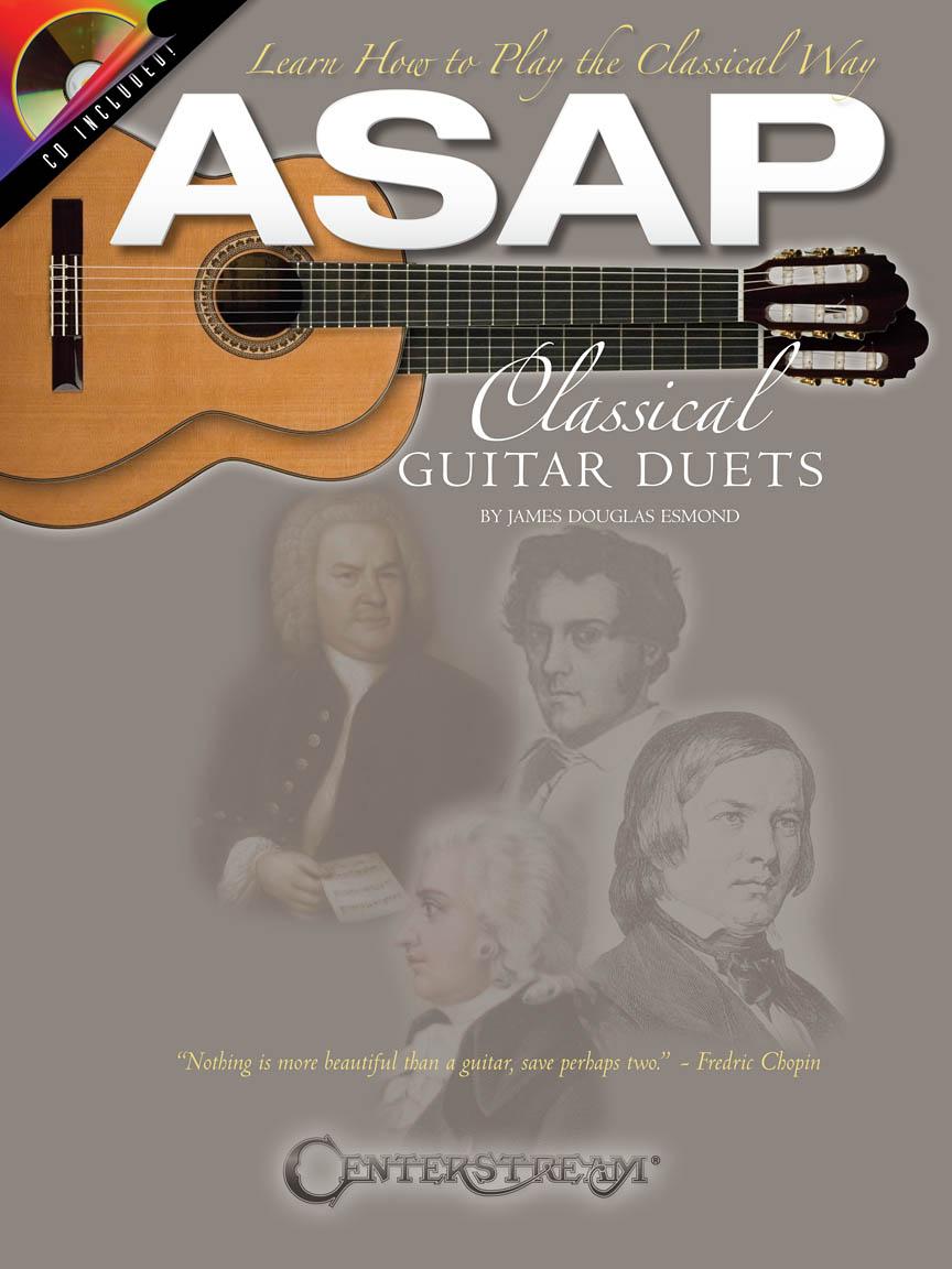 ASAP Classical Guitar Duets: Guitar Solo: Instrumental Album