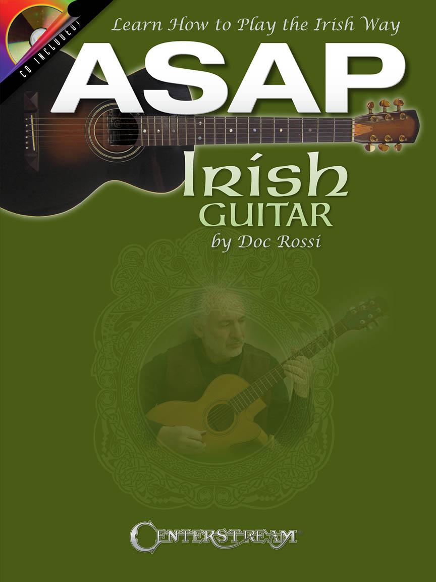 ASAP: Irish Guitar: Guitar Solo: Instrumental Tutor