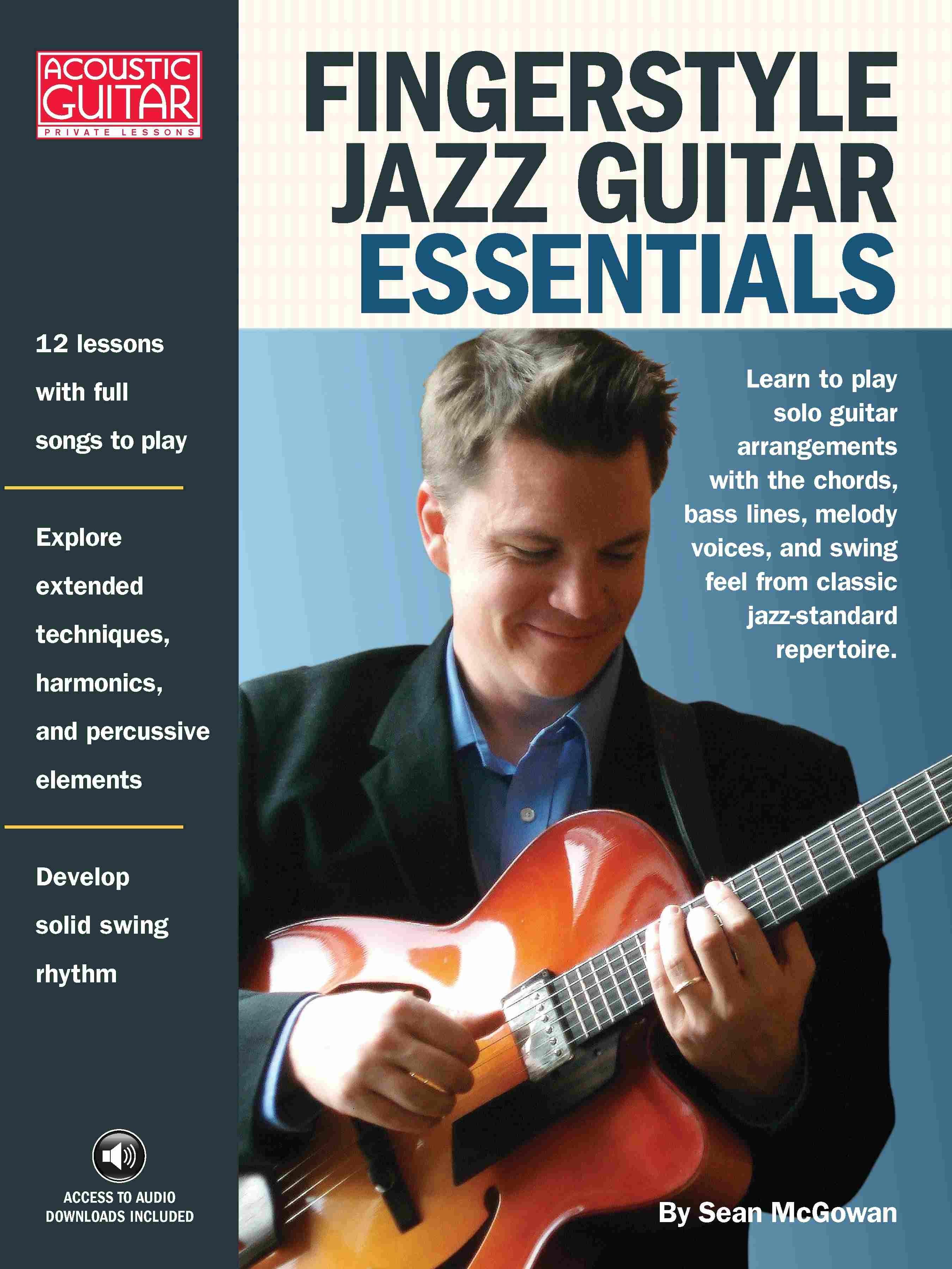 Fingerstyle Jazz Guitar Essentials: Guitar Solo: Instrumental Album