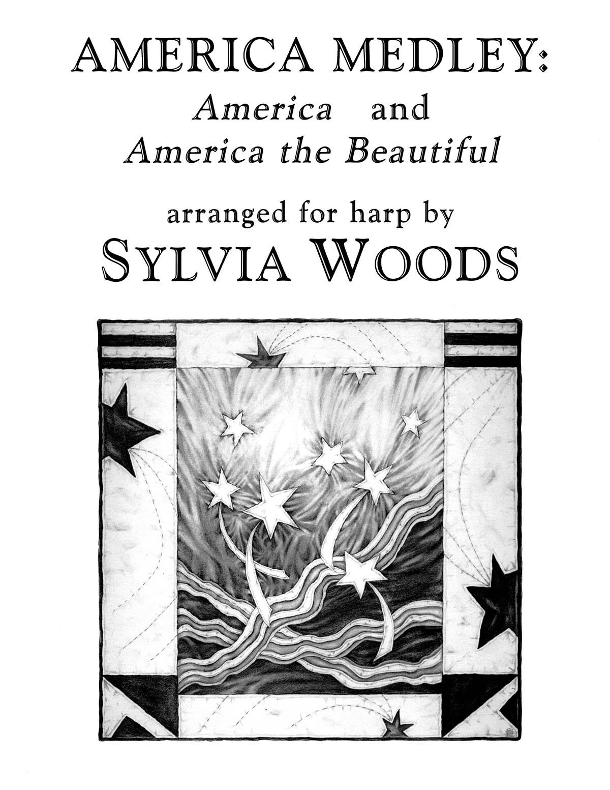 America Medley: America and America the Beautiful: Harp Solo: Instrumental Album