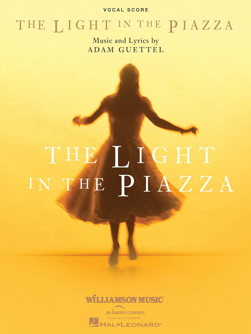 Adam Guettel: The Light in the Piazza: Vocal Solo: Vocal Score