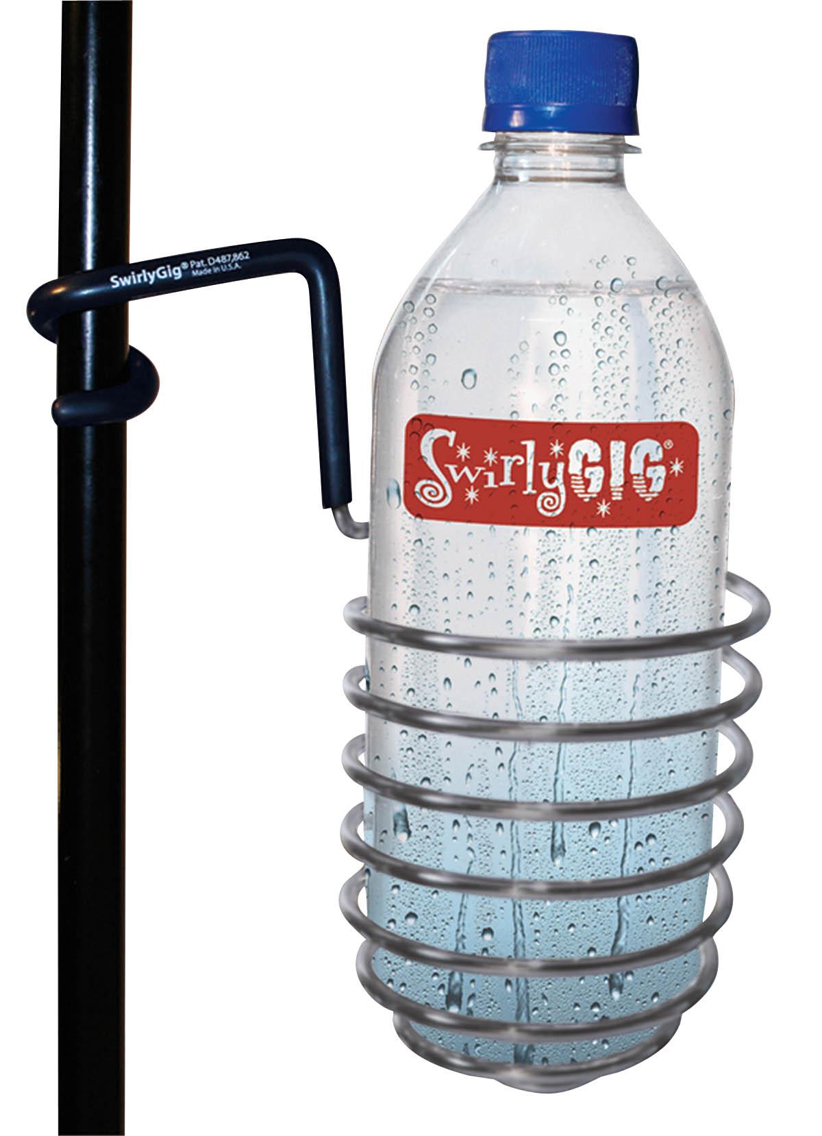 The Original SwirlyGig - Drink Holder 1/2″ Tubing: Accessory
