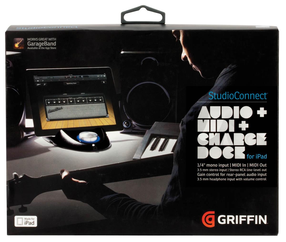 StudioConnect: Audio Interface