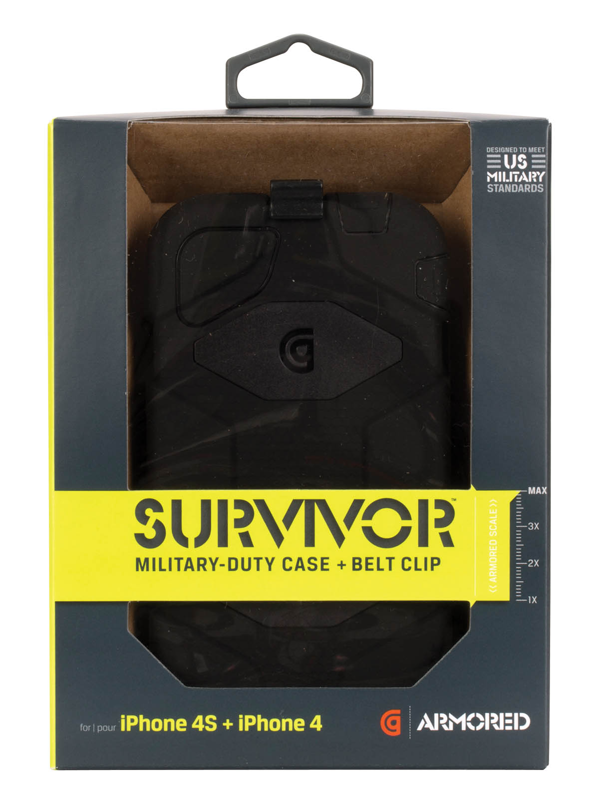 Survivor for iPhone 4S: Accessory