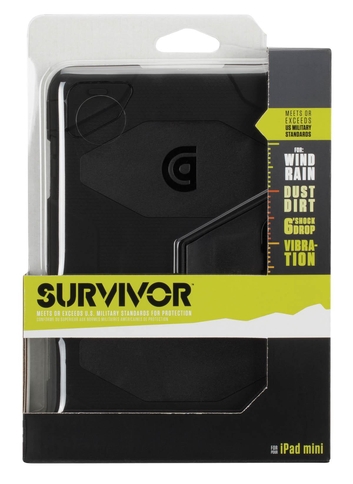 Survivor for iPad Mini: Accessory