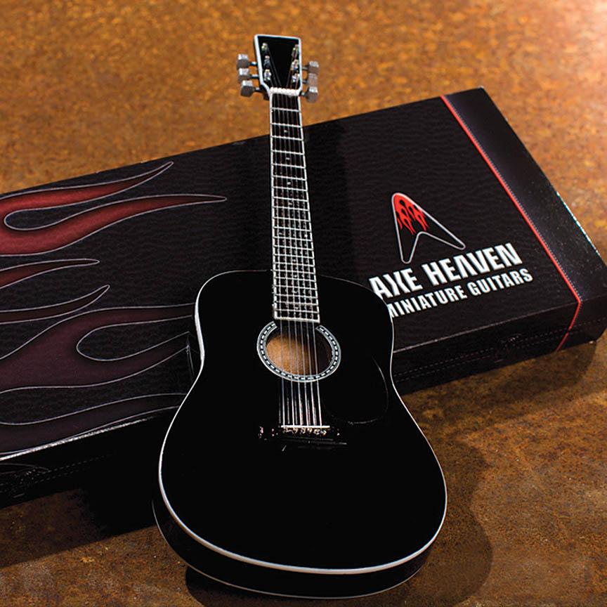 Acoustic Classic Black Finish Model: Ornament