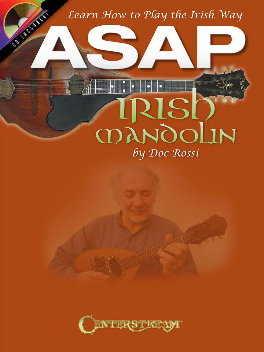 ASAP Irish Mandolin: Mandolin: Instrumental Tutor