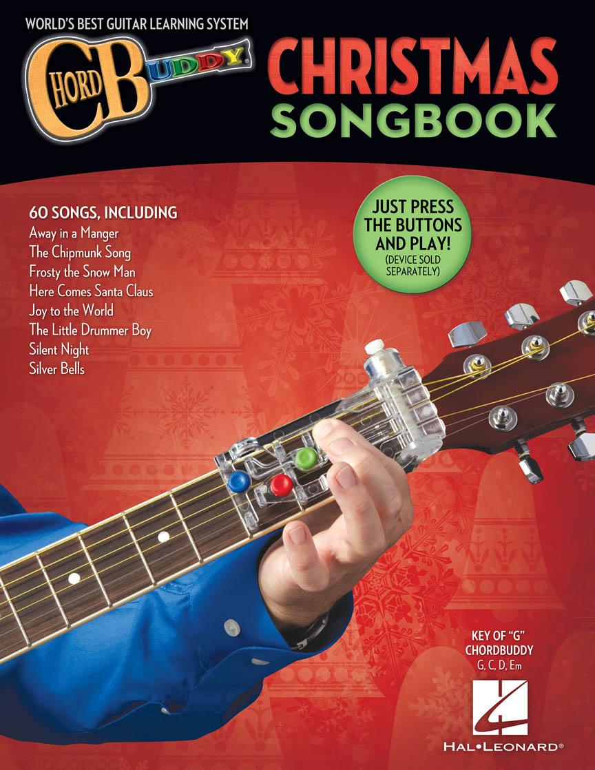 Travis Perry: ChordBuddy Guitar Method - Christmas Songbook: Guitar Solo: