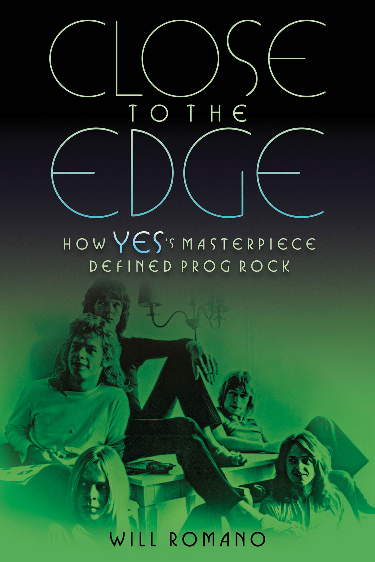 Close To The Edge: Reference Books: Biography