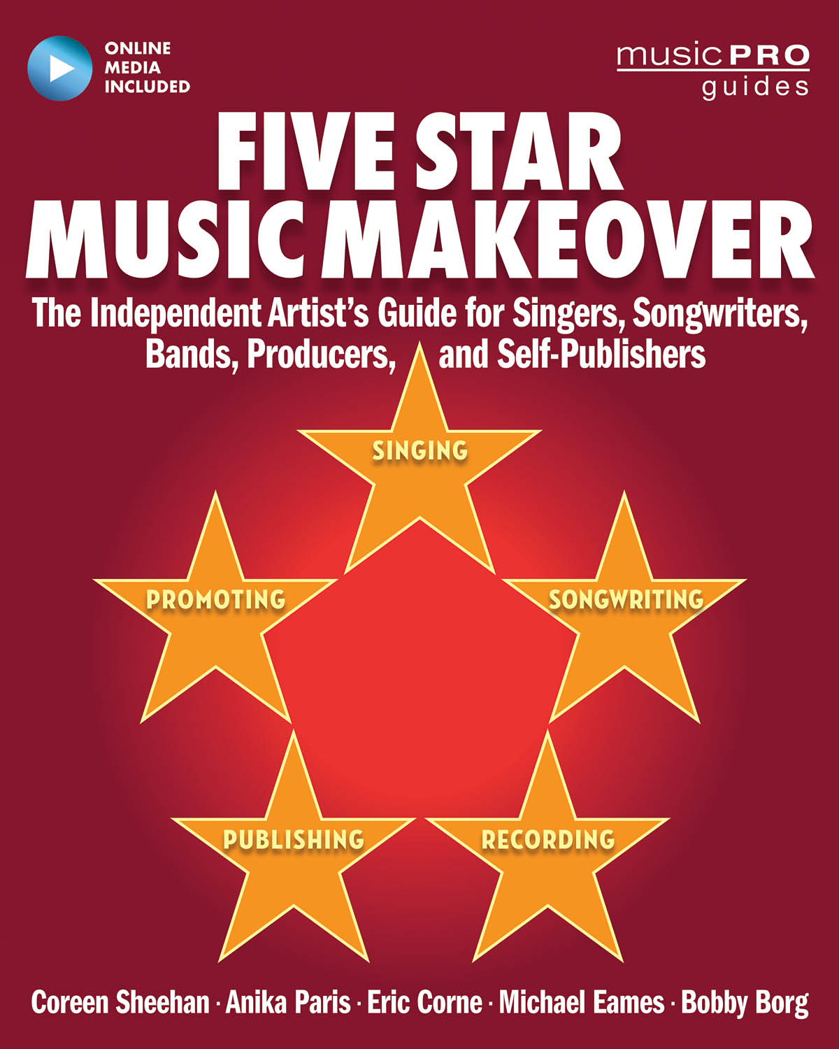 Five Star Music Makeover: Reference Books