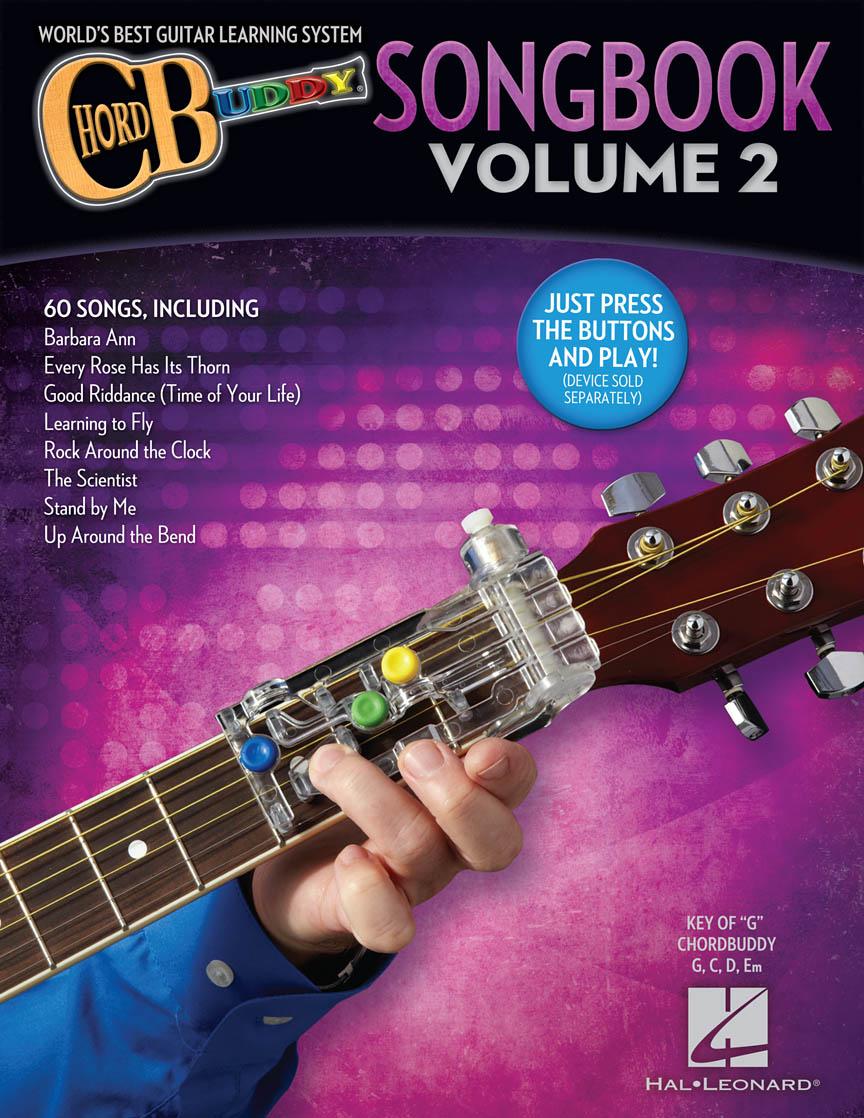 ChordBuddy Guitar Method - Songbook Volume 2: Guitar Solo: Instrumental Album