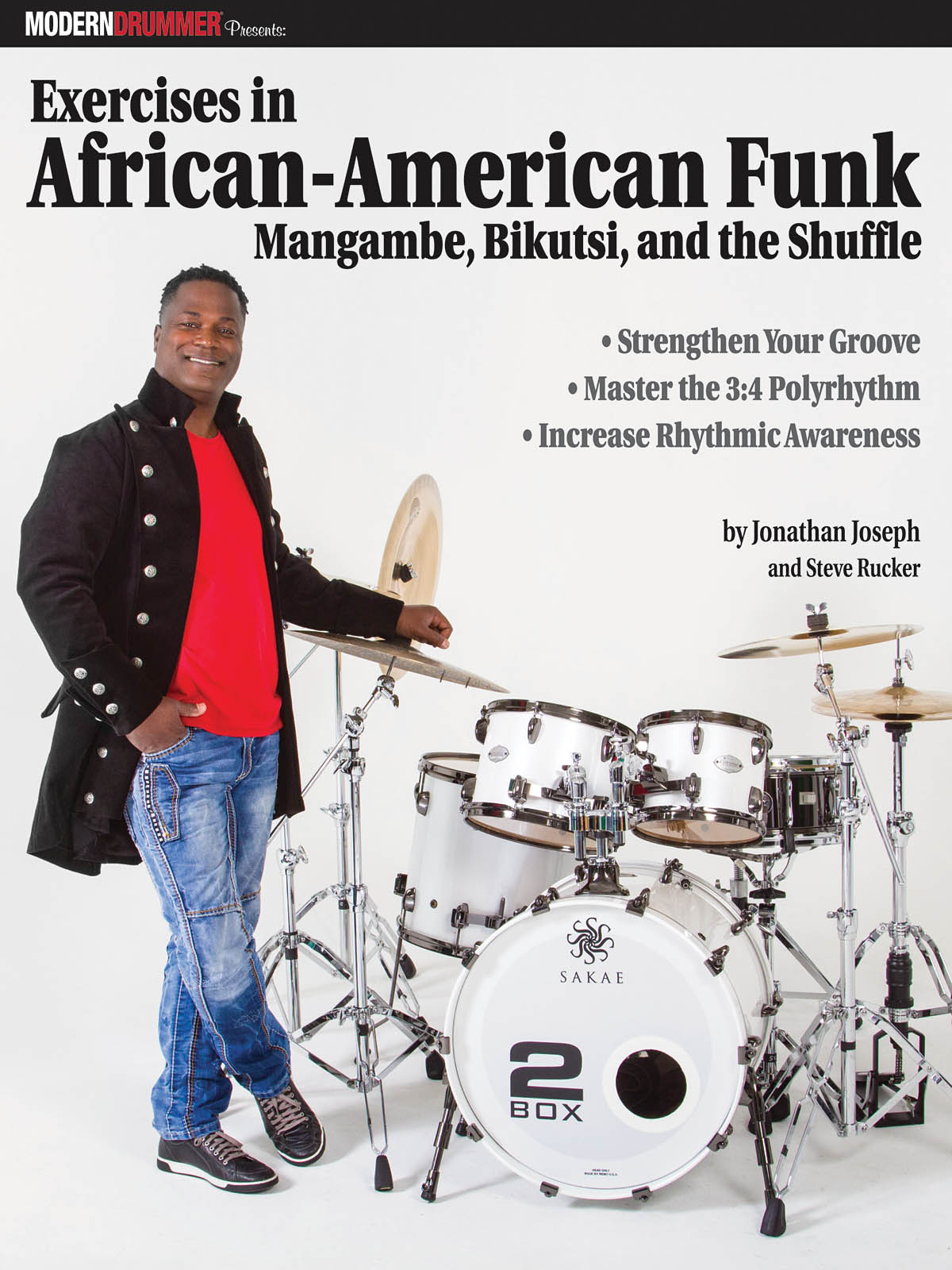 Exercises in African-American Funk: Other Percussion: Instrumental Tutor