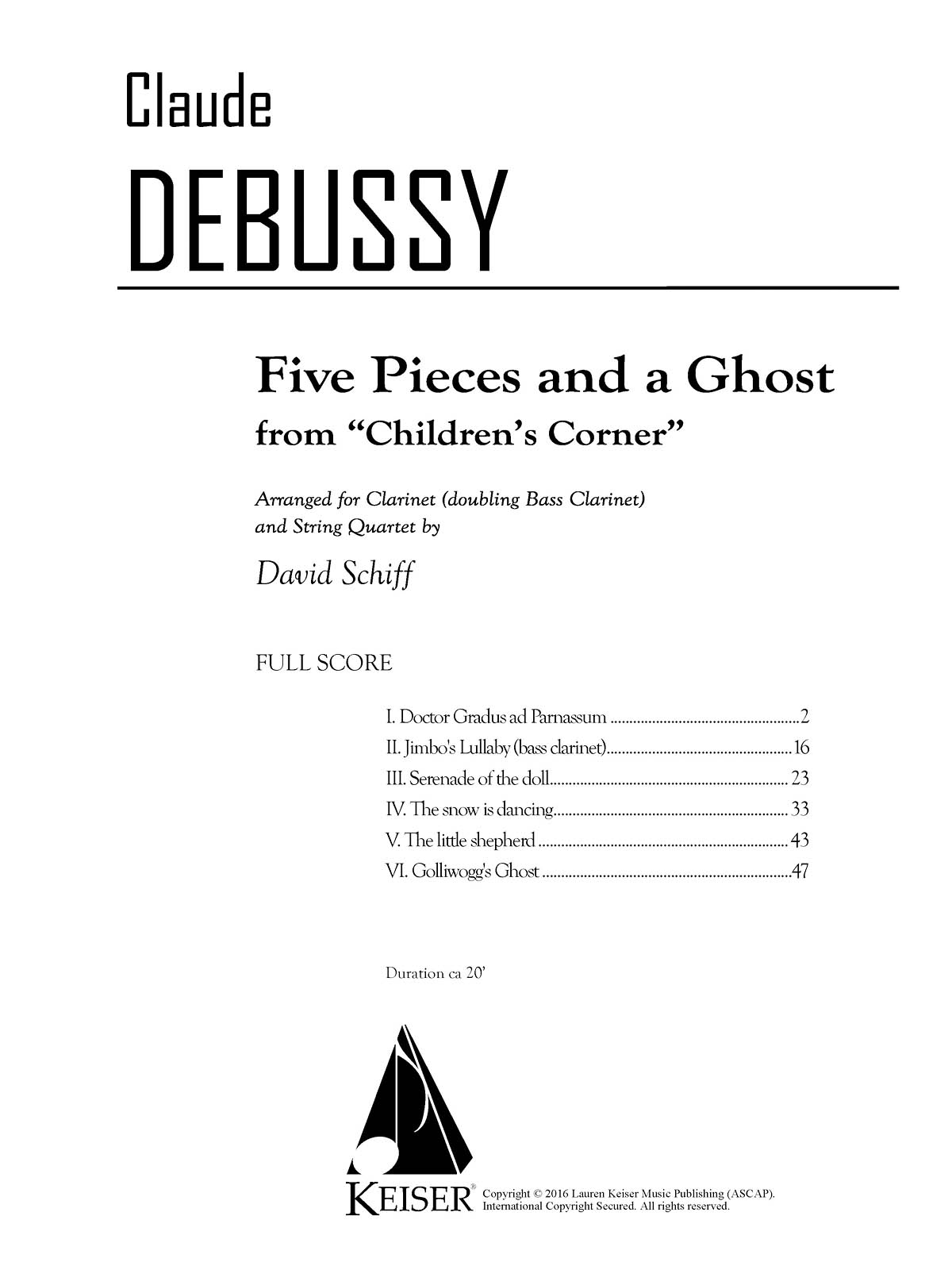 5 Pieces and a Ghost from Children